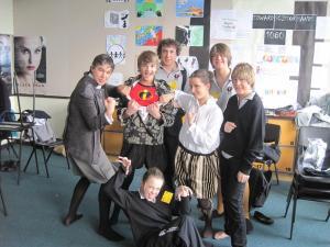 Shakespeare Students