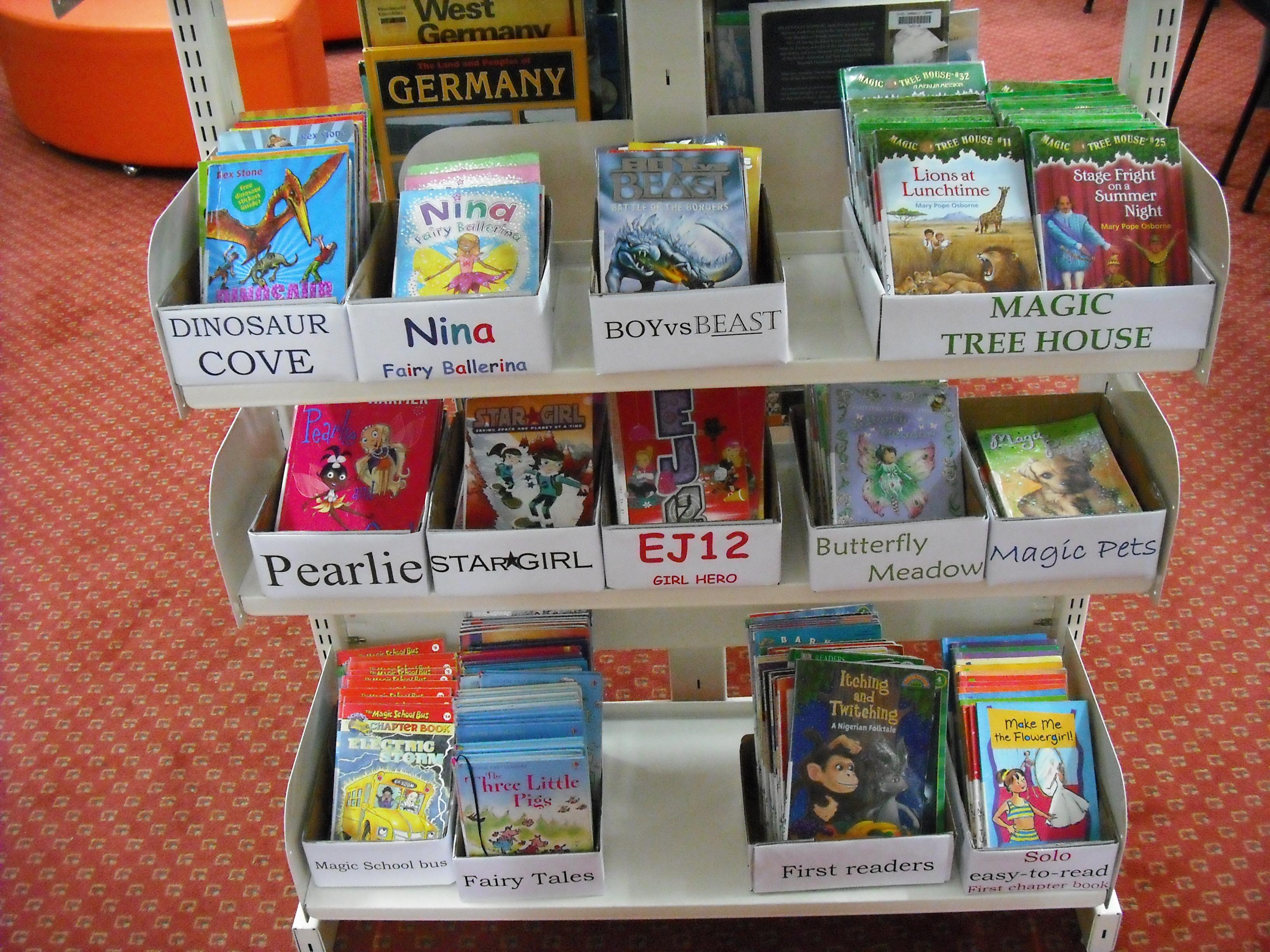 twizel library twizel area school